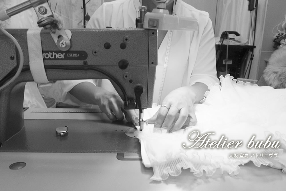 b8b81e957070a オーダーメイドウエディングドレス製作・販売なら|アトリエヴヴ 大阪 ...